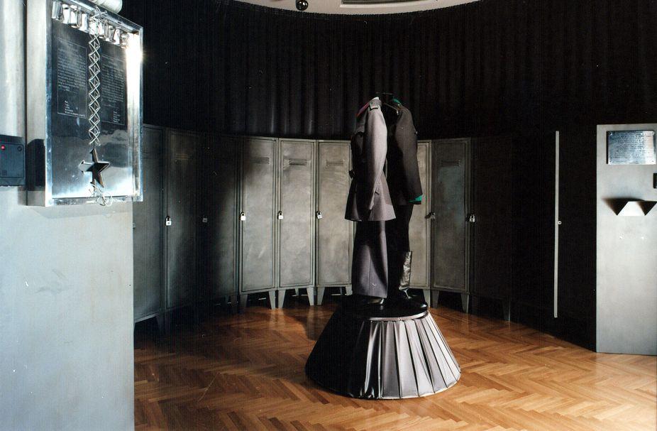 """Képtalálat a következőre: """"terror háza múzeum: átöltöző szoba"""""""
