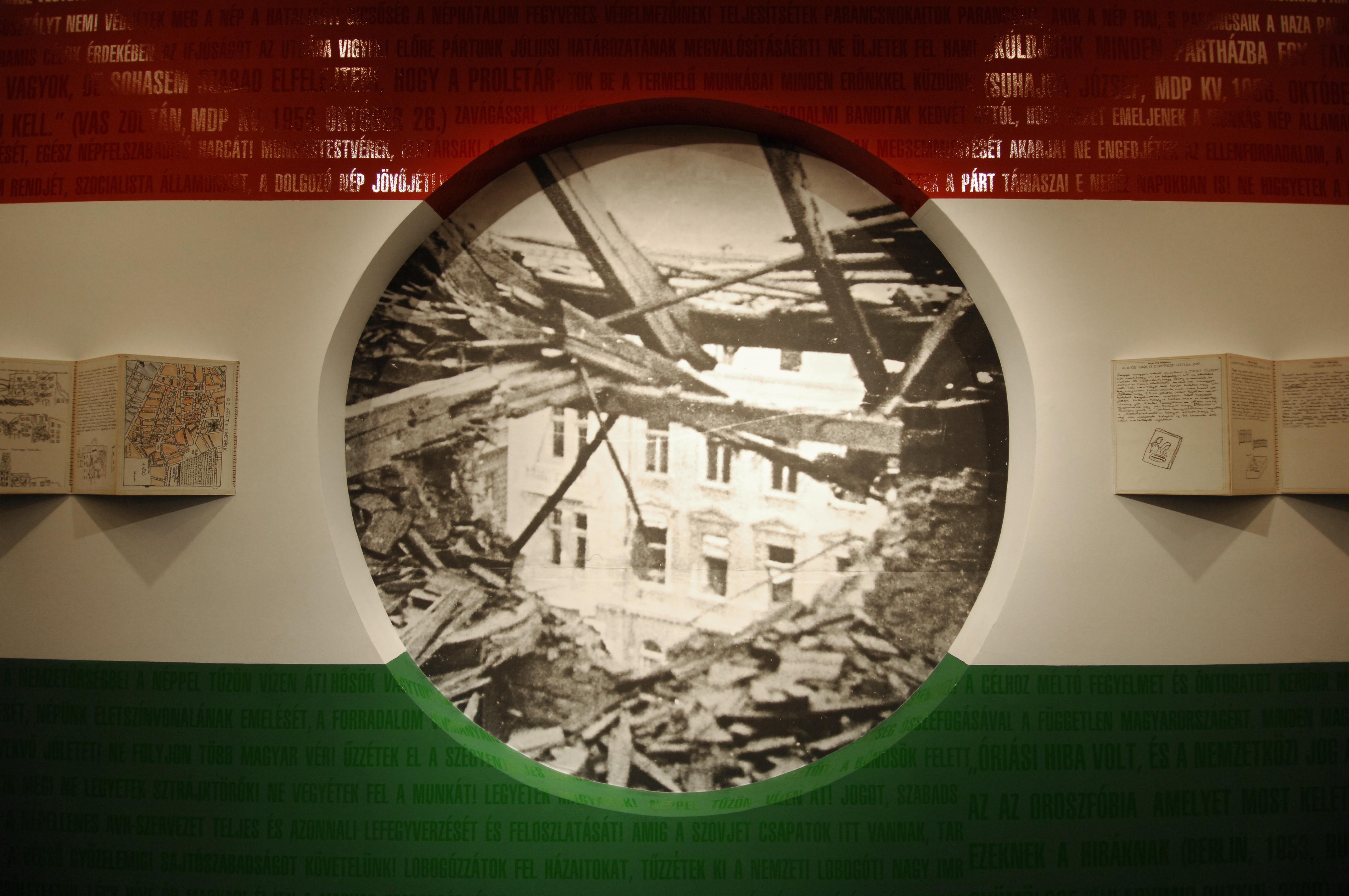 Az 1956-os forradalom hatvanadik évfordulója